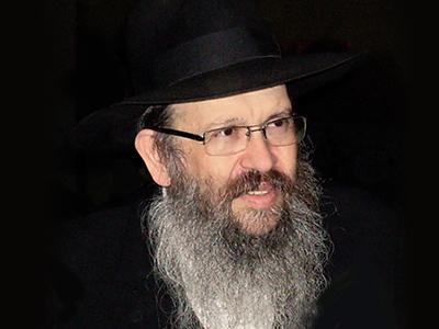 Rabino Tzví Grunblatt