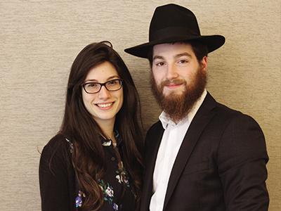 Rabino Meir y Deby Plotka
