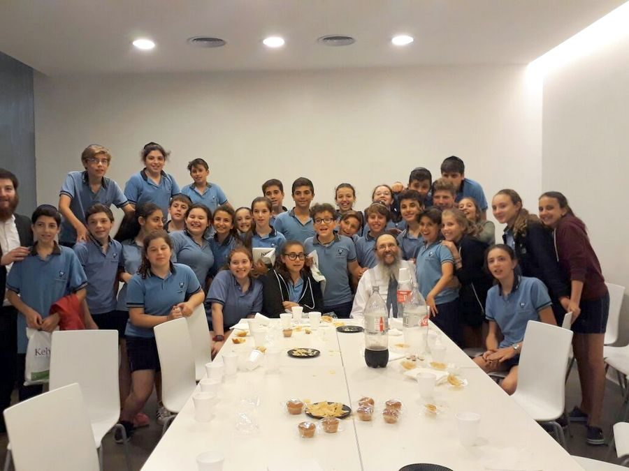 Curso de Bar y Bat Mitzvá curricular