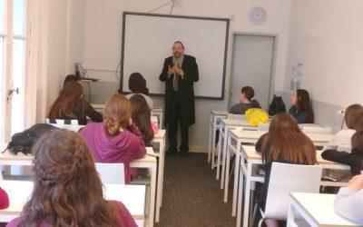 Visita del Rabino Tzví Grunblatt