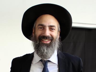 Rabino Jaim Nacach
