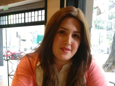 Sra. Javi Geisinsky