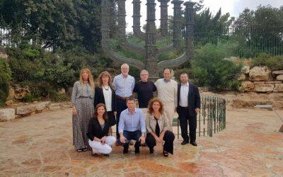 Encuentro de Directores en Israel