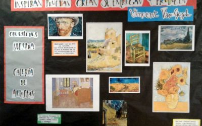 """""""Las grandes cosas están hechas de una serie de pequeñeces reunidas"""" – Vincent Van Gogh"""