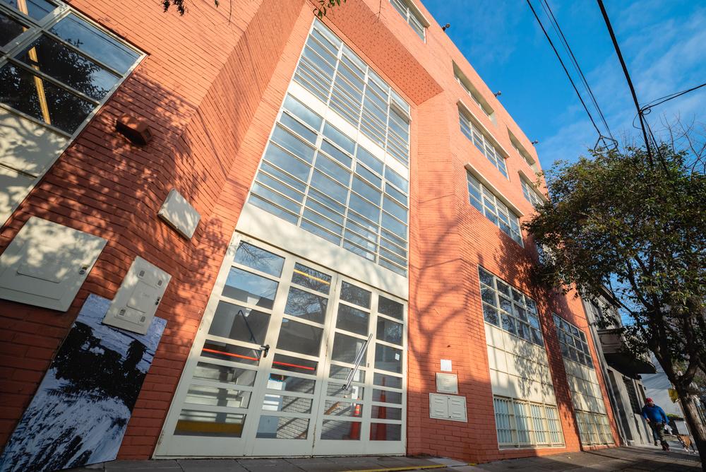 Nuevo edificio del Secundario Wolfsohn