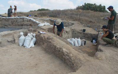 Mi excavación en Israel