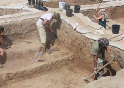 Mi excavación en Israel (4)