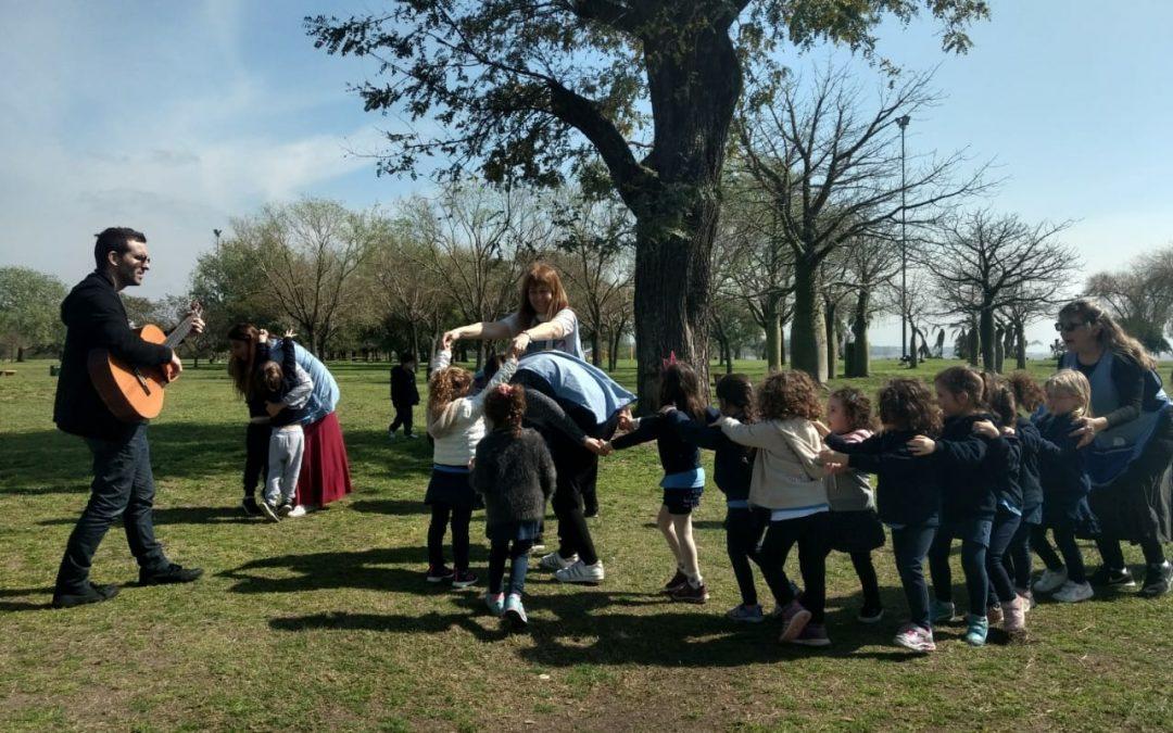 Tashlij y salida verde de primavera…