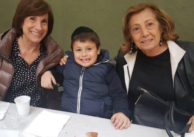 Prim Sucot con abuelos (24)