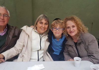 Prim Sucot con abuelos (44)