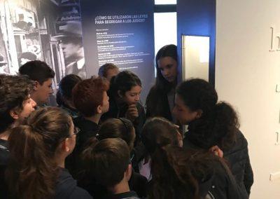 Prim 7° Visita Museo Holocausto (10)