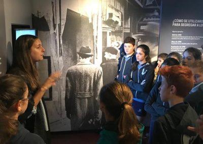 Prim 7° Visita Museo Holocausto (11)