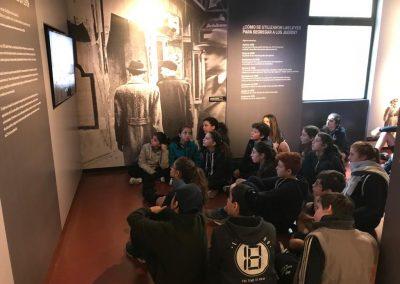 Prim 7° Visita Museo Holocausto (12)