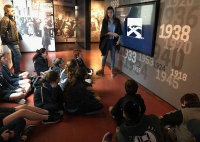 Prim 7° Visita Museo Holocausto (13)