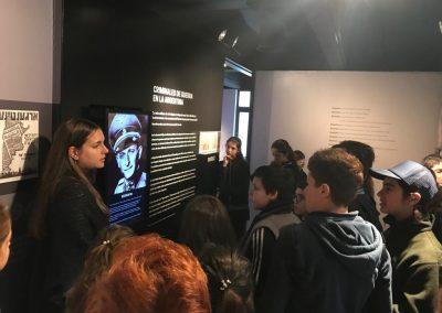 Prim 7° Visita Museo Holocausto (15)
