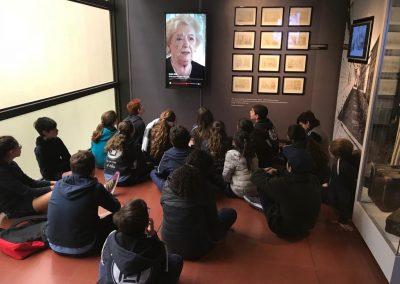 Prim 7° Visita Museo Holocausto (16)