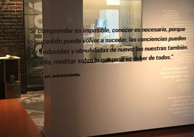 Prim 7° Visita Museo Holocausto (6)