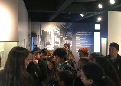 Prim 7° Visita Museo Holocausto (9)