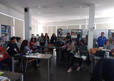 Taller IB en Quito (2)