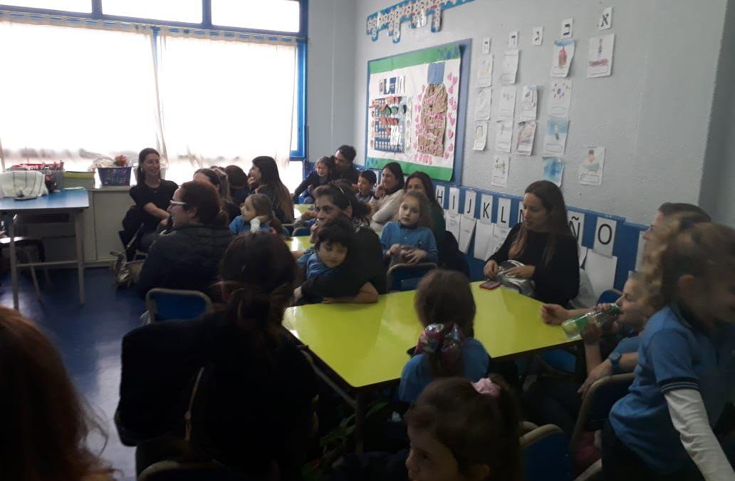 Open Class 1°A